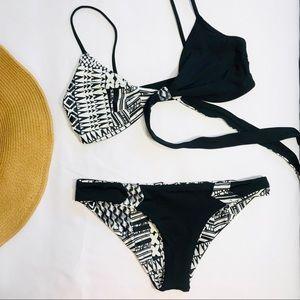 • L Space Reversible Bikini Set •